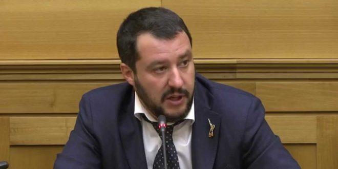 Matteo Salvini su Napolitano 'Ancora straparla Dovrebbe essere ricoverato'