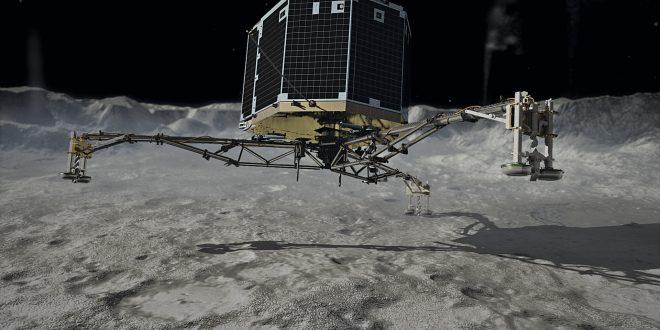 Sonda Rosetta trova glicina e fosforo sulla cometa Churyumov–Gerasimenko
