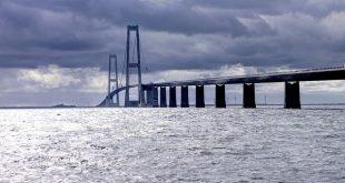 Great Belt Bridge Danimarca