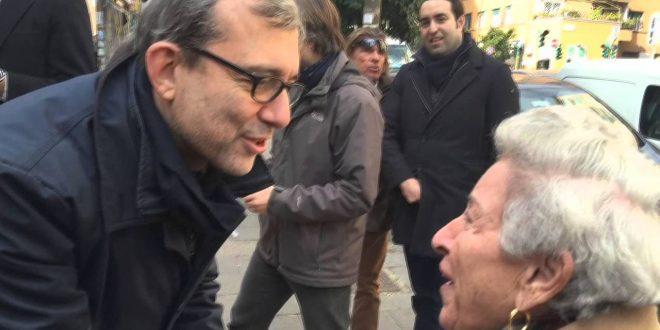 Elezioni 2016 Sindaco di Roma, Roberto Giachetti presenta la squadra