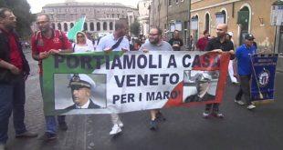 Marò, Salvatore Girone rientro in Italia imminente in Italia con volo militare
