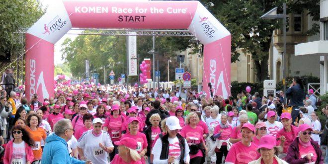 Race for The Cure 2016 a Roma tre giorni di salute, sport e benessere