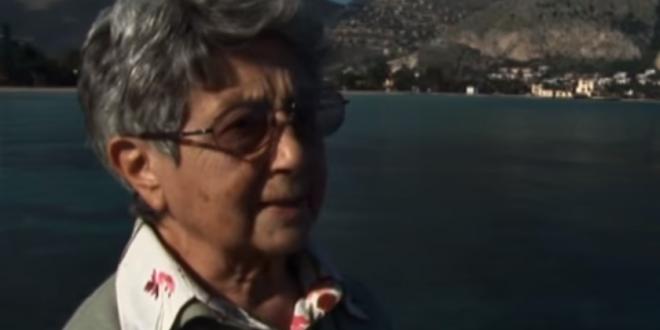 Pina Maisano morta la vedova di Libero Grassi, aveva 87 anni